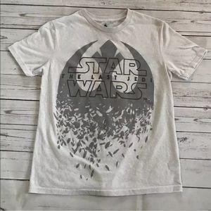 Star Wars The Last Jedi T-shirt Disney Parks